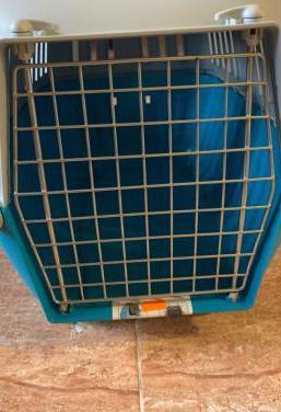 Transportín para mascotas / pet carrier