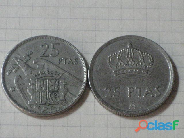 Lote de monedas y billetes antiguos 4