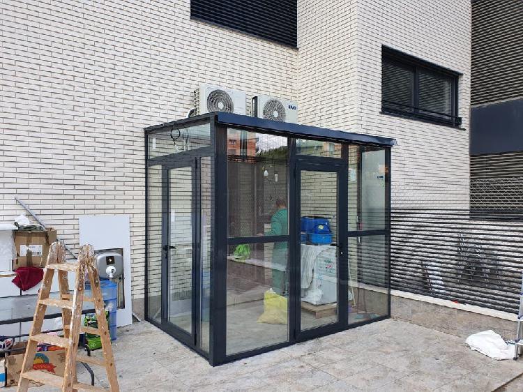 Fabricantes ventanas/puertas; aluminio/pvc