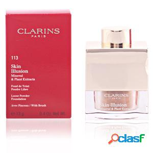 Skin illusion powder #113-chestnut 13 gr
