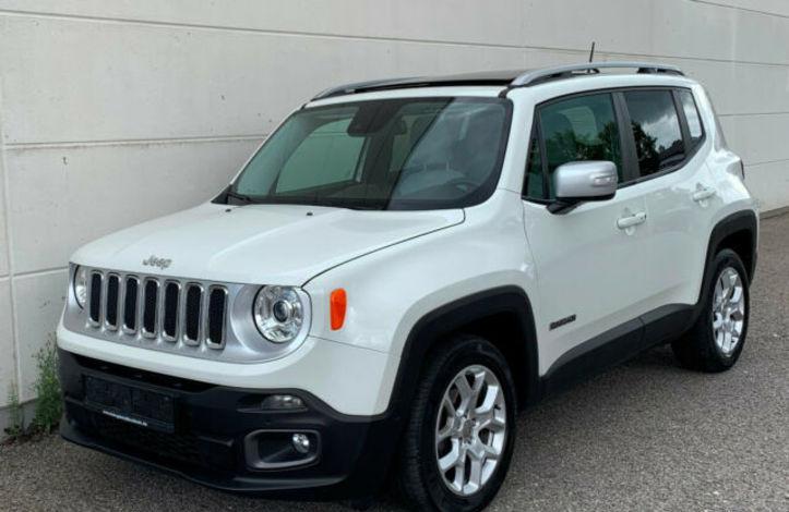 2017 jeep renegade 1.6 multijet