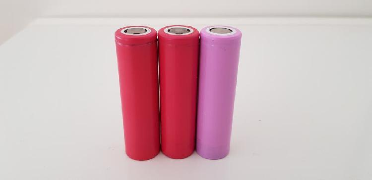Baterías de litio recargables 3,7v