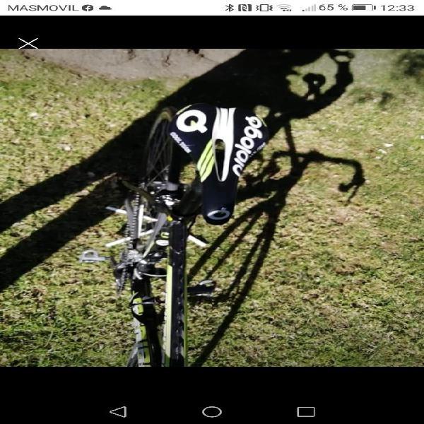 Bicicleta se vende o se cambia por mtb