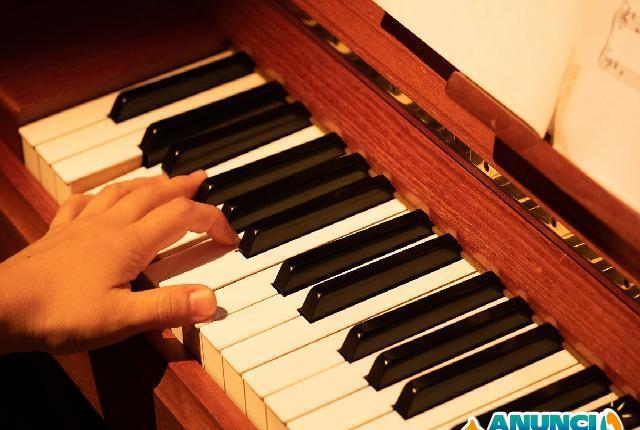 Clases de piano en canarias - las palmas