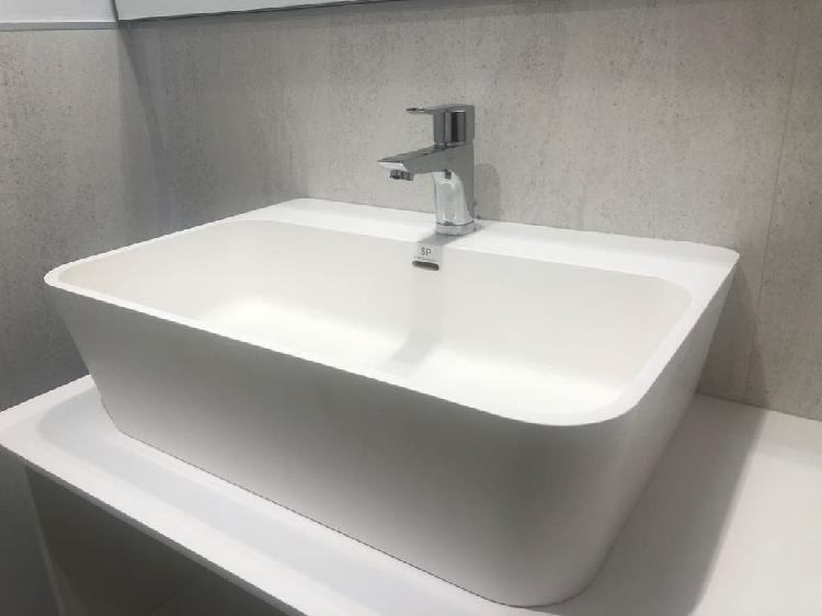 Lavabo moderno de krion porcelanosa