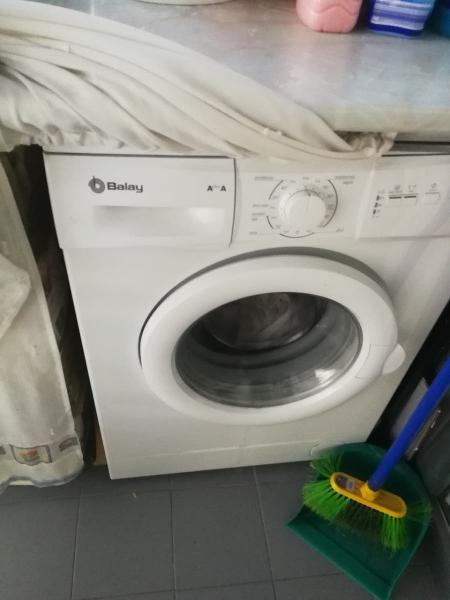 Lavadora segunda mano balay.