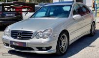 Mercedes clase c c 32 k amg de 2001 con 183.000 km por