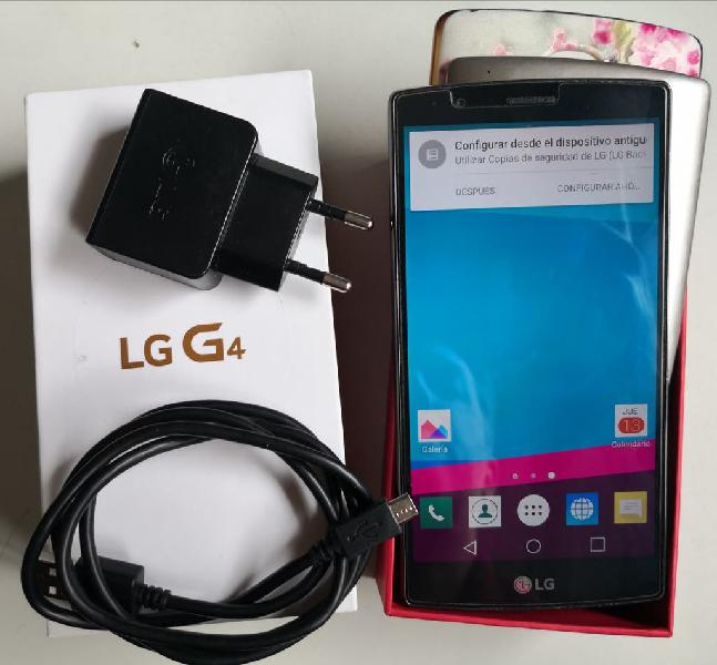 Móvil LG G4 como nuevo