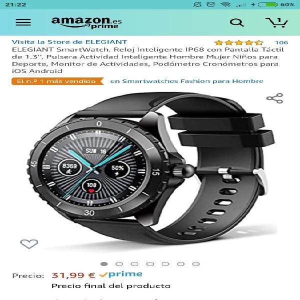 Nuevo smartwatch