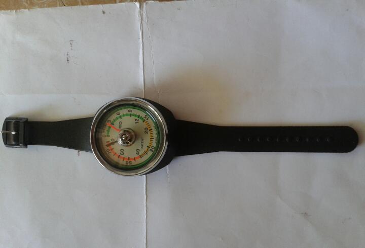 Profundimetro - gsd patent - 6 cm. diámetro