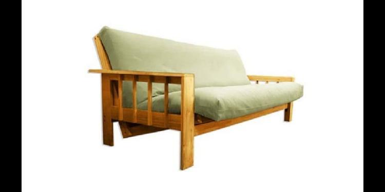 Sofá cama japonés con futón