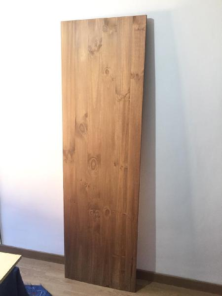 Tablero de madera maciza de pino