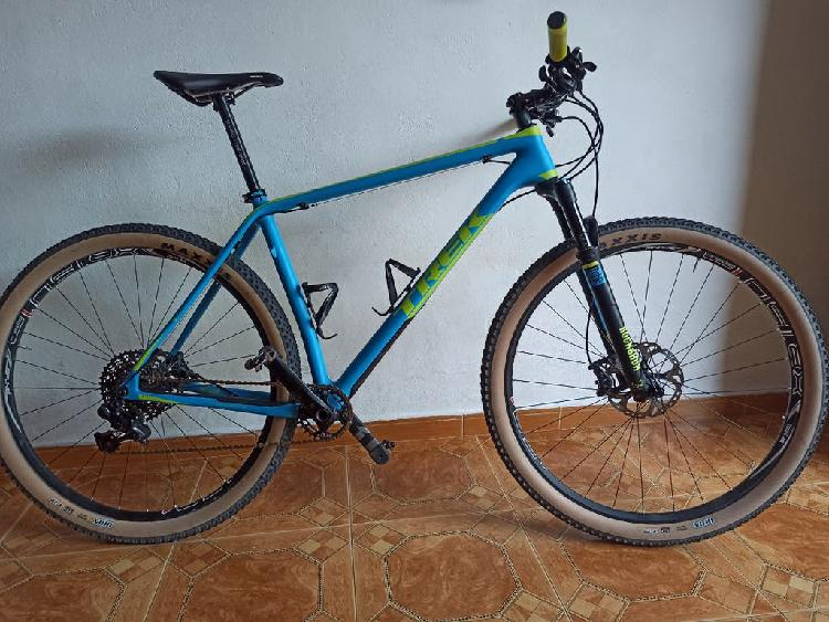 Bici mtb trek superfly 9.8 talla xl