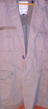 Abrigo tipo chaqueta vintage jack and jones
