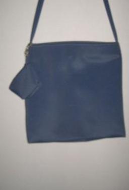 Bolso nuevo azul