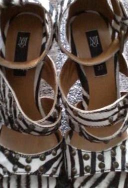 Calzado zapatos sandalias mujer chica nº 37