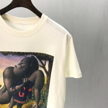 Camiseta gucci gorilla (white)