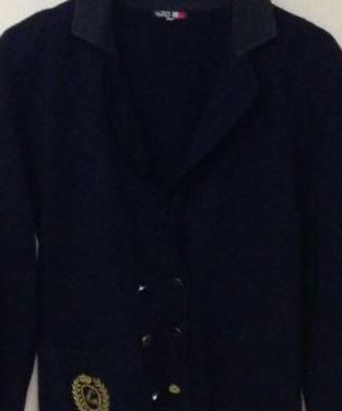 Chaqueta blazer azul marino 470