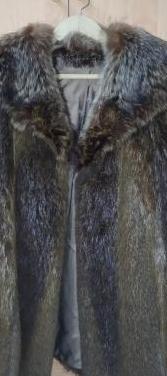 Chaquetón de piel nutría