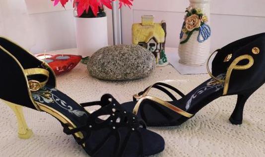 Nuevos modelos zapatos baile de salon
