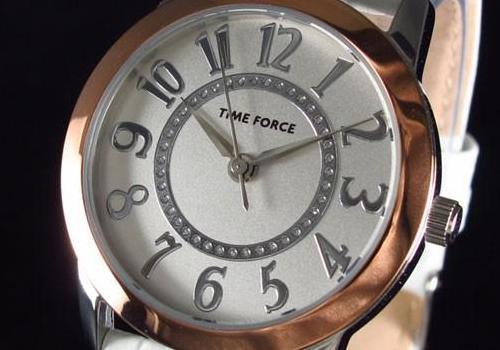 Reloj original de sra. time force