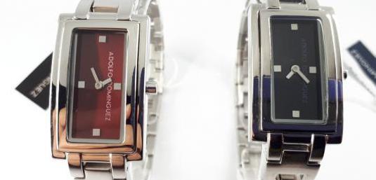 Reloj sra elegir color adolfo dominguez