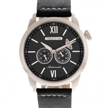Reloj heritor wellington automático - nuevo