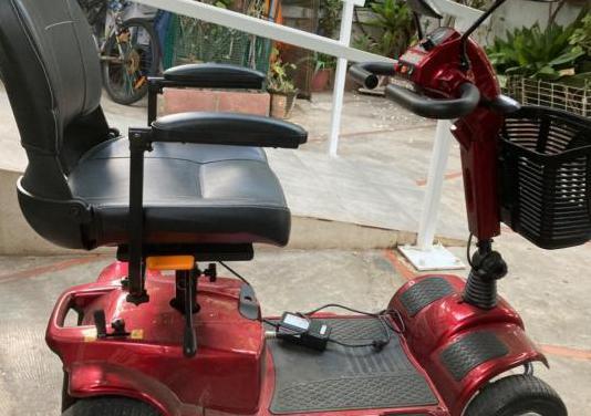 Scooter discapacitado libercar urban