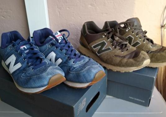 Zapatillas new balance t/44.5