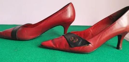 Zapatos chelsei, lv y uad medani de piel t.38