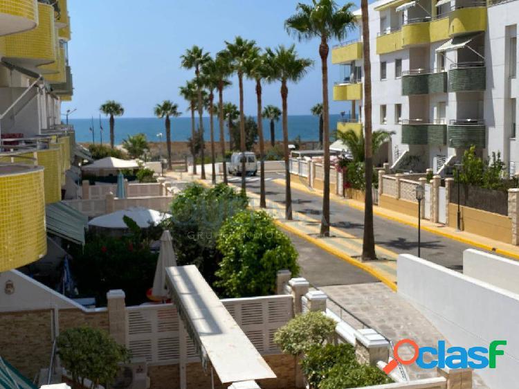 Duplex primera linea de playa 2