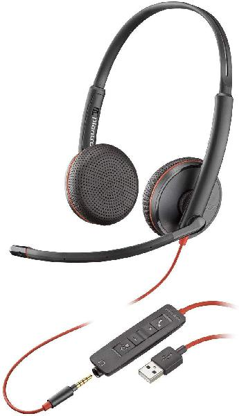 Auriculares plantronics blackwire 3225