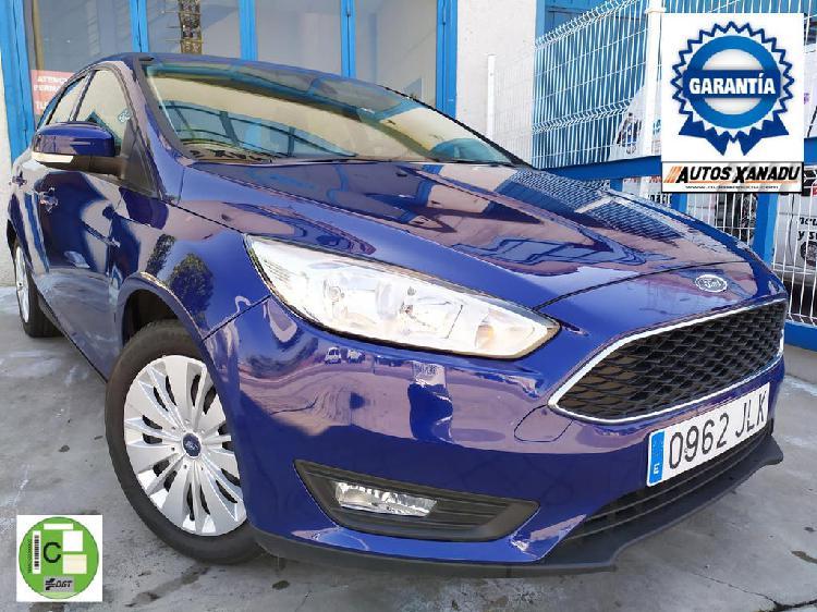 Ford focus tdci 120cv 2016