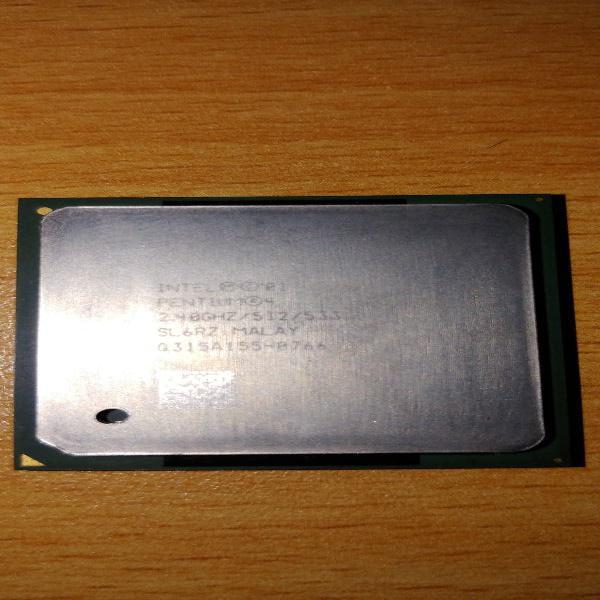 Intel pentium 4 @2,4ghz