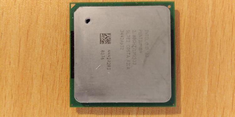 Intel pentium 4 @2,8ghz