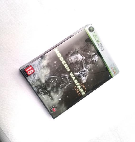 Juego + caja metalica edición prestige + artwork