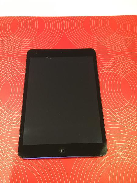Mini ipad pantalla un poco rota