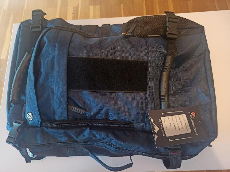 Mochila maletín para portátil