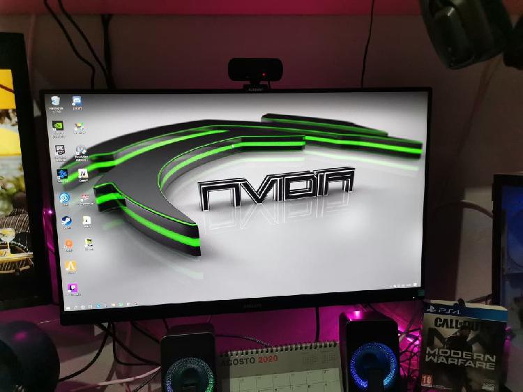 """Monitor pantalla pc 27"""" panel ips gaming"""