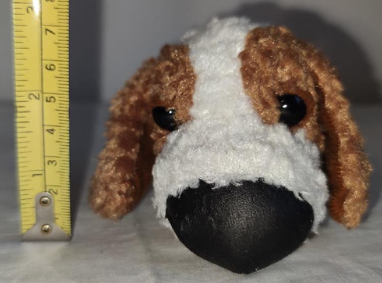 Peluche de perro pequeño
