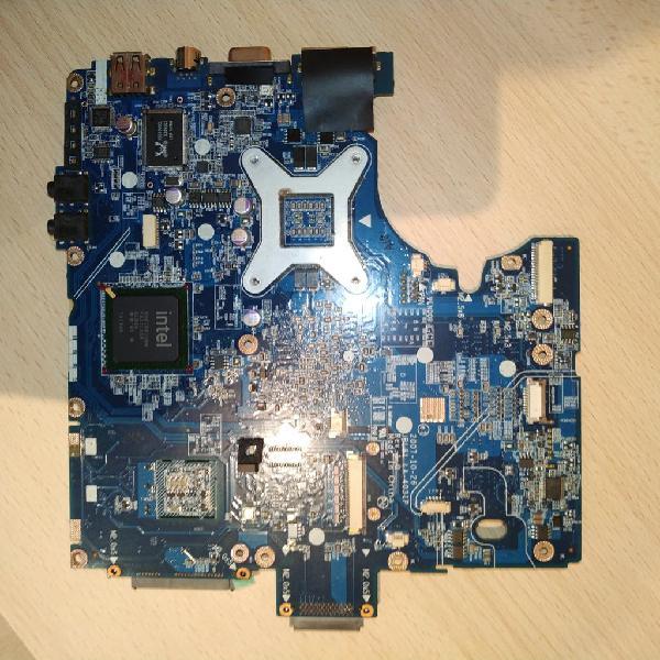 Placa base para portatil hp compaq presario c700