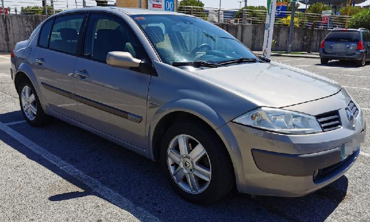 Renault megane 1.9 dci 120cv - 1 año garantía