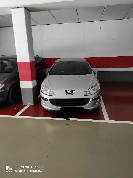 Se vende plaza de parking