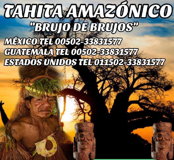Tahita amazónico del amor... tel 00502-33831577
