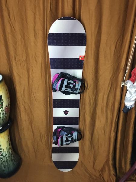 Tabla snowboard head spring rocka
