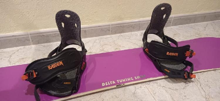 Tabla snowboard nitro