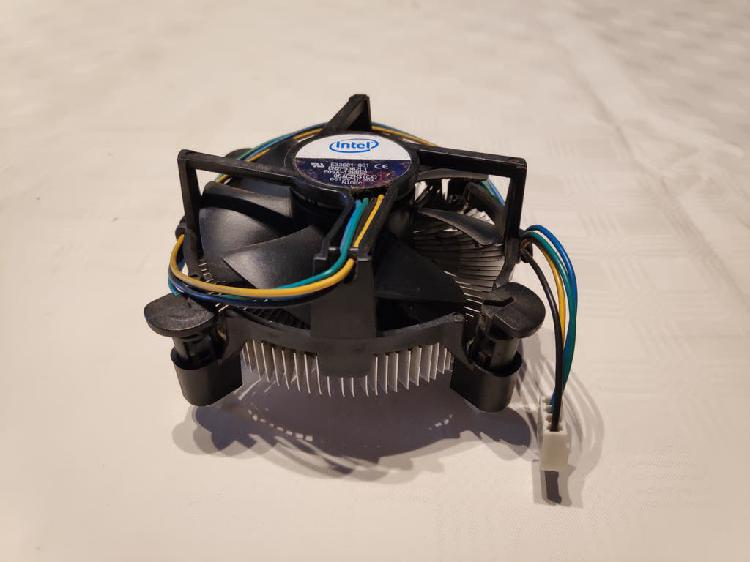 Ventilador cpu intel e33681