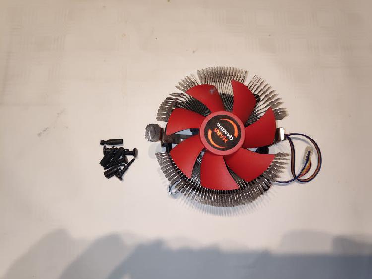 Ventilador cpu mars gaming mcpu1v2
