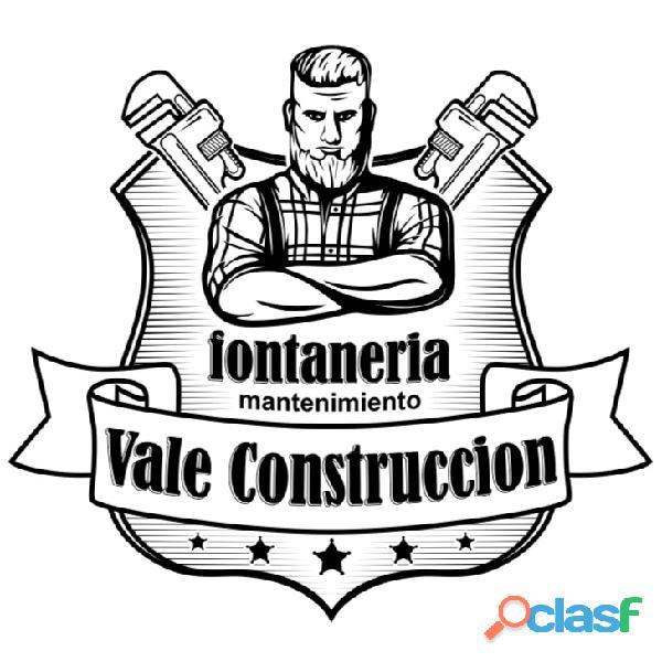 Fontanero profesional en valencia