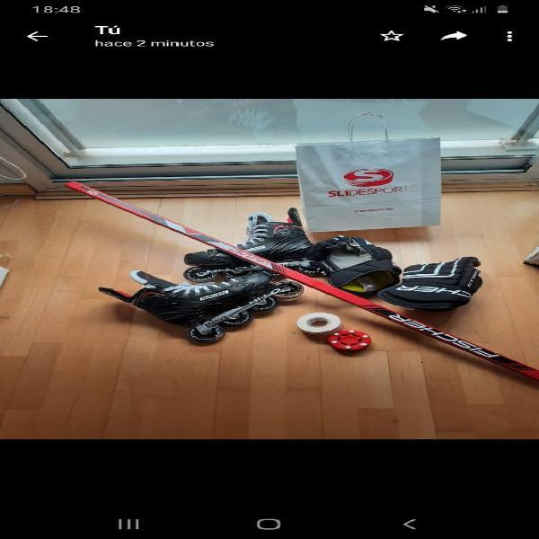 Material hockey linea